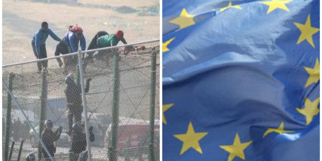 """Immigration: La Commission européenne examine la légalité des refoulements """"à chaud"""" espagnols à Sebta et Melilla"""