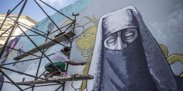 """""""Jidar, Toiles de rue"""": Le street art s'invite sur les murs de Rabat du 15 au 24 mai"""