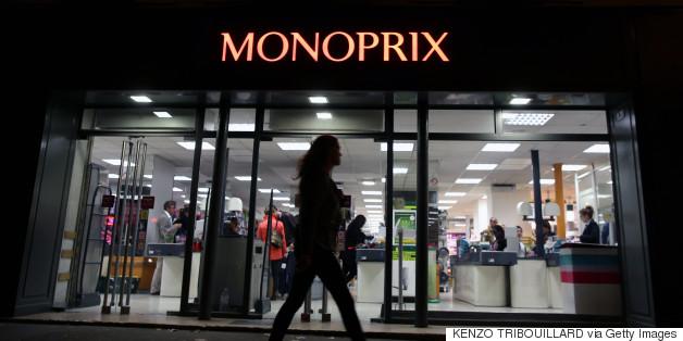 paris monoprix