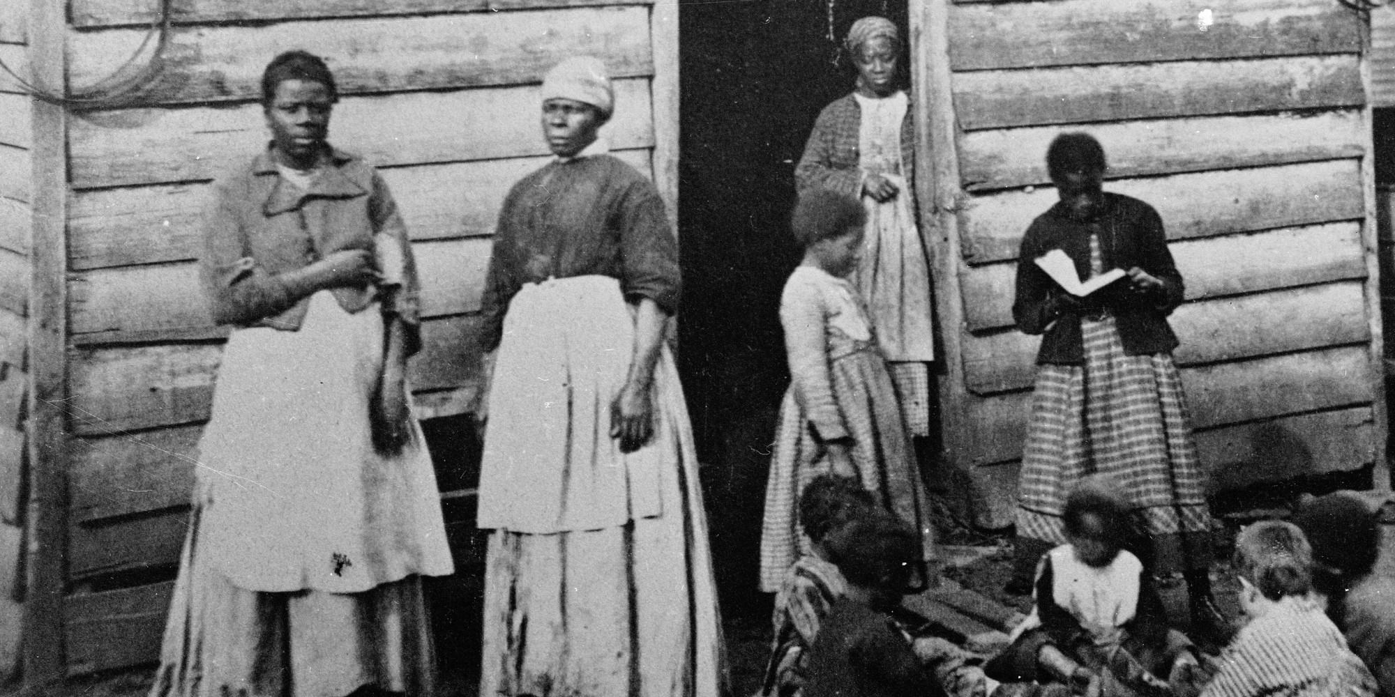 Born In Slavery The Last American Slaves Huffpost