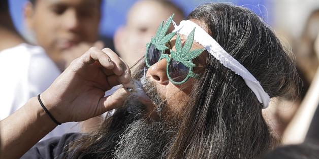 Warum Kiffer gerade jetzt mit der großen Drogen-Revolution rechnen