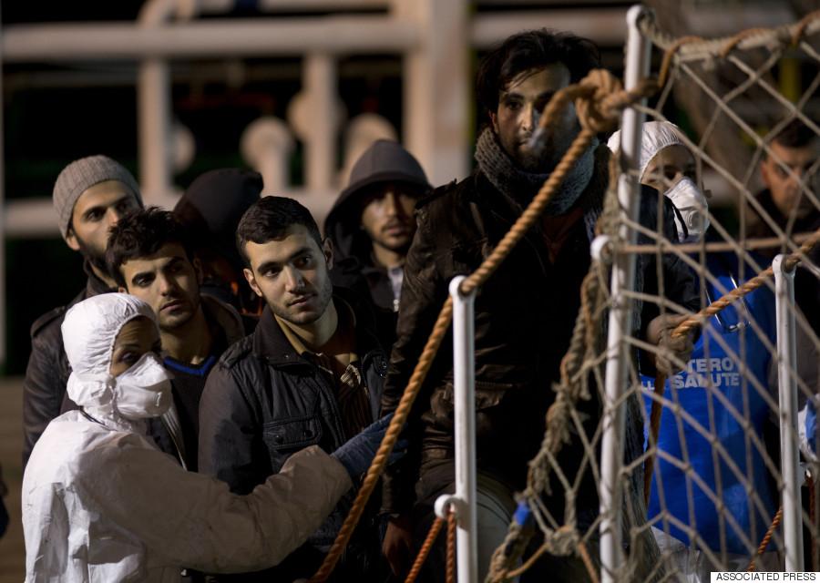 migrant libiya