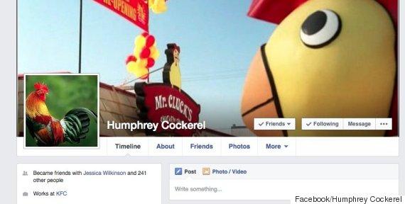 humphrey cockerel driffield