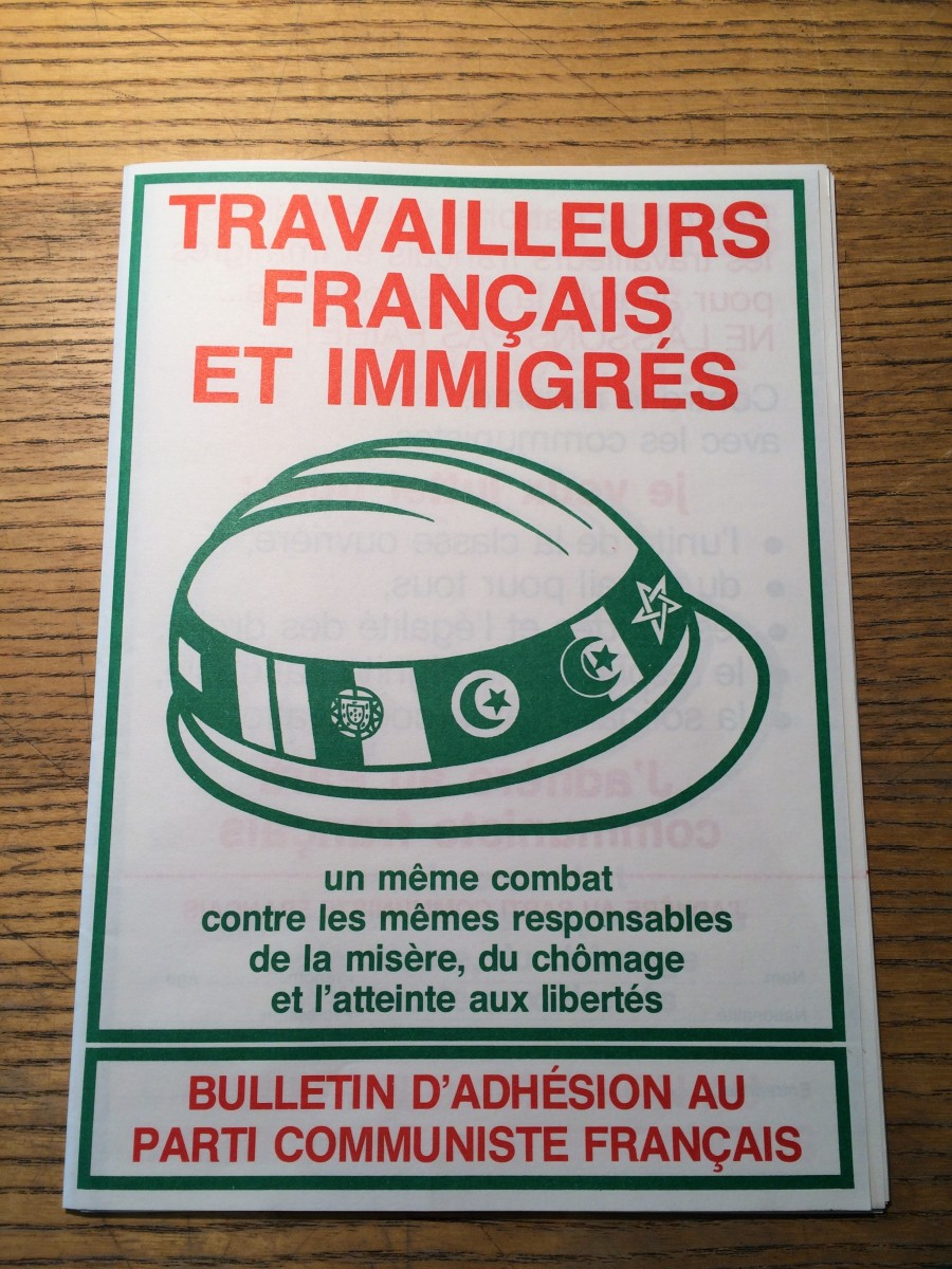 travailleurs immigres