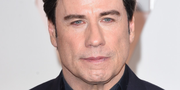 John Travolta Says Scientology Is A Target Because It 'Really Works Well'
