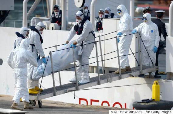 migrant boat libya