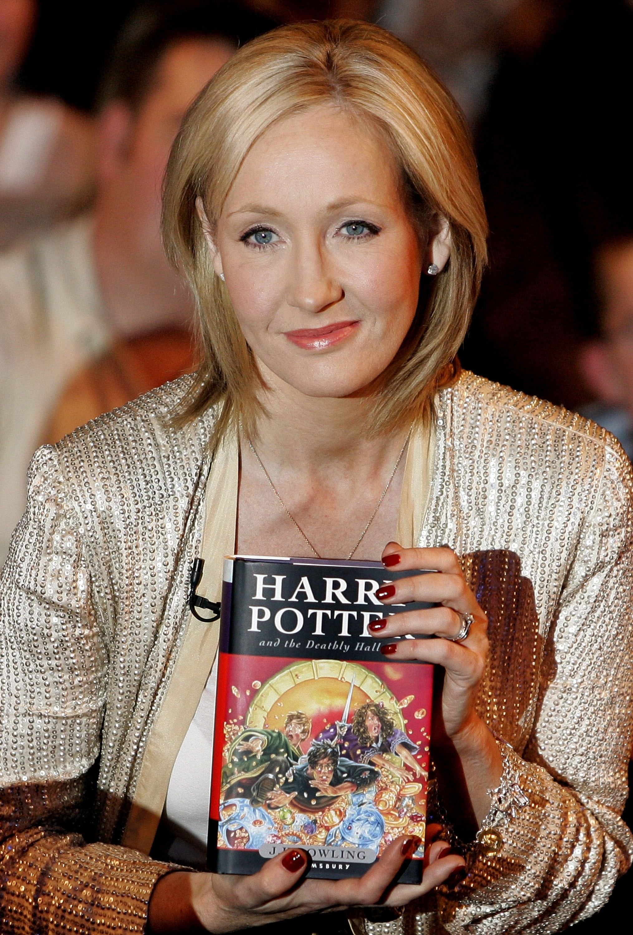 rowling harry potter