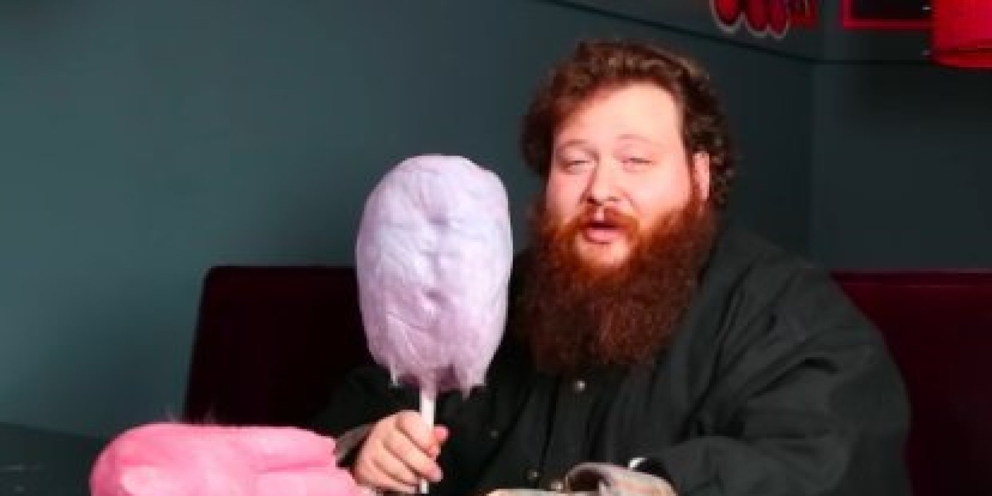 Action Bronson Eating