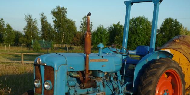 Brian's tractorsBrian's tractors