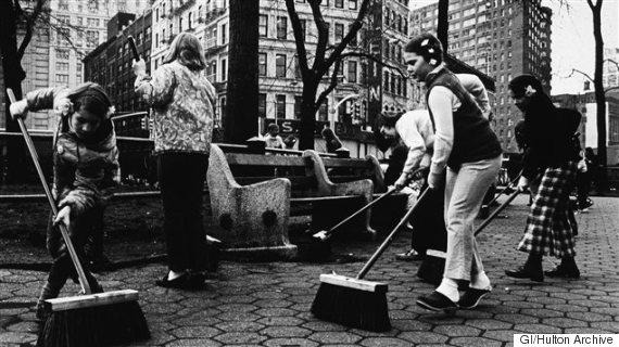 nettoyage rues new york