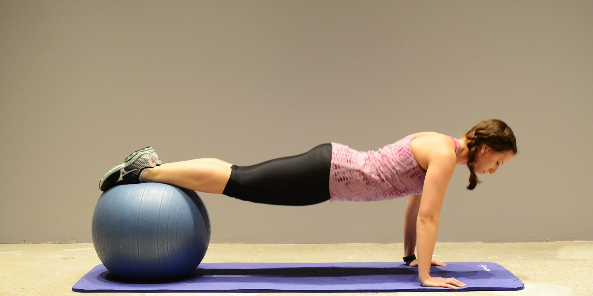 9 Of The Best Stability Ball Exercises You Re Probably Not
