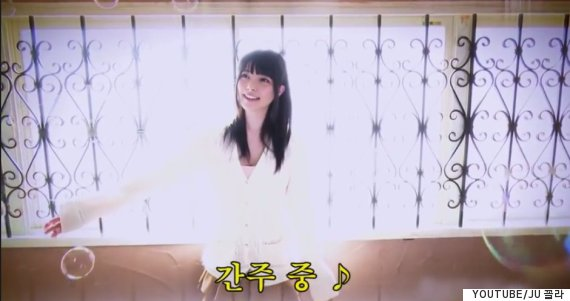 벚꽃 엔딩 뮤직 비디오