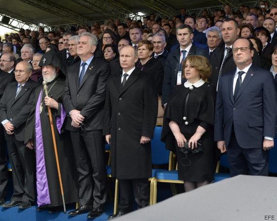 homenaje armenios