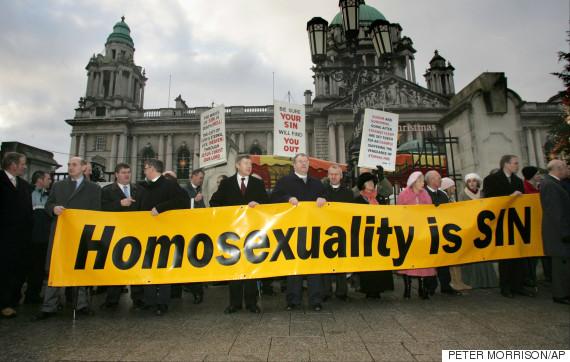 gay marriage northern ireland