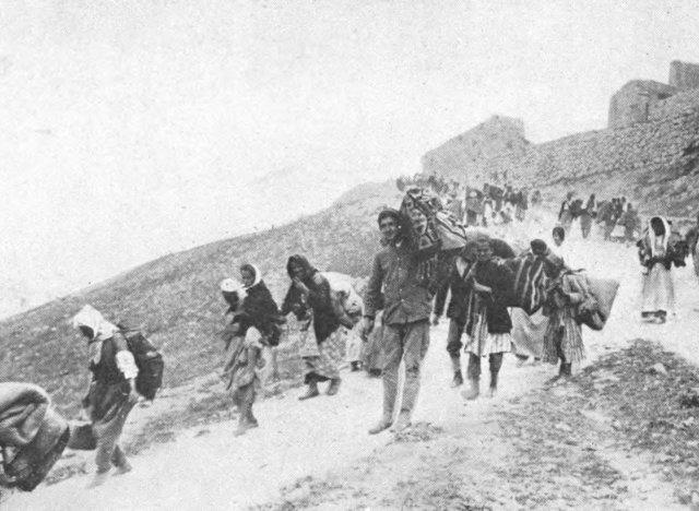armenian genocide 100 years