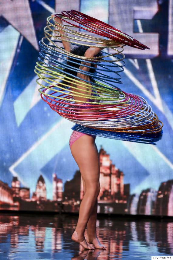 lisa the hula hooper