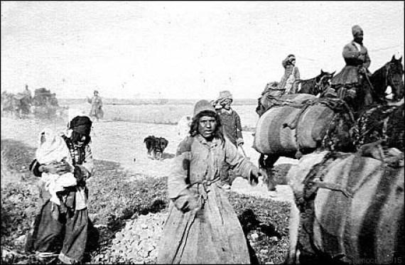 refugiados armênia