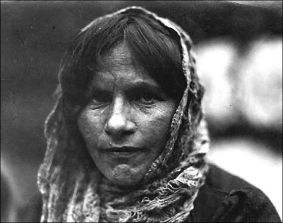 refugiada armenia
