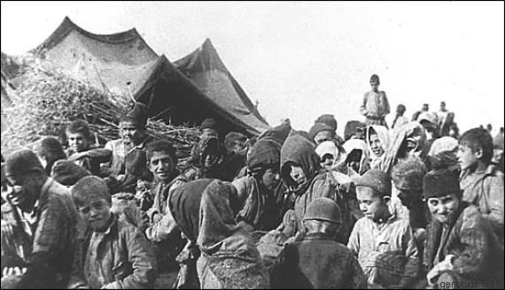 orfaos armenios