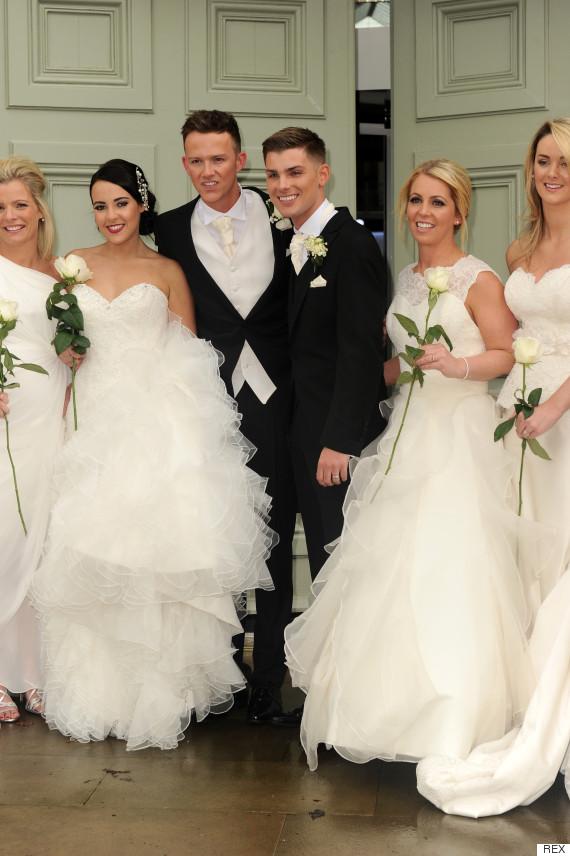 Hollyoaks Wedding