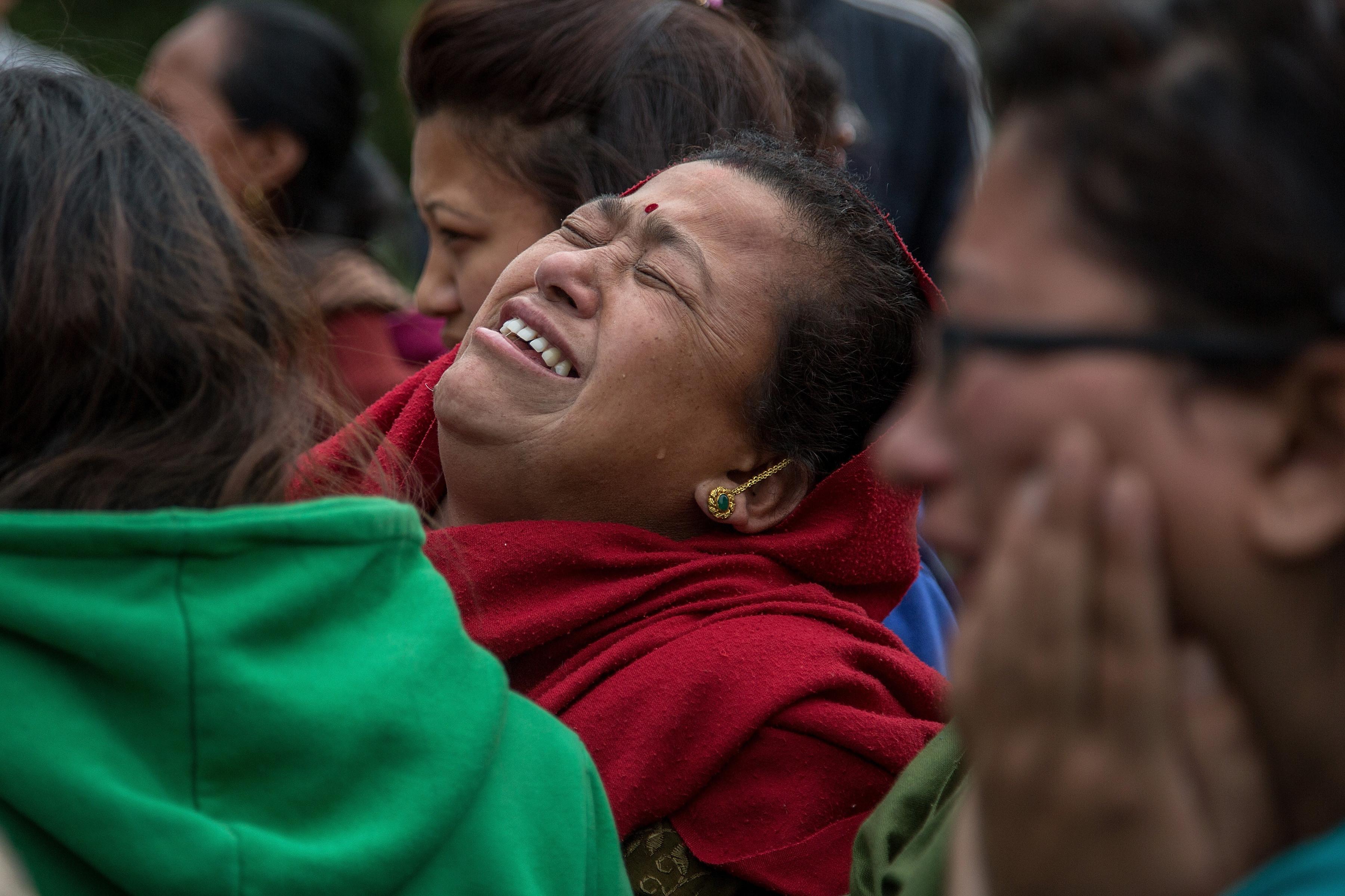 nepal rescue