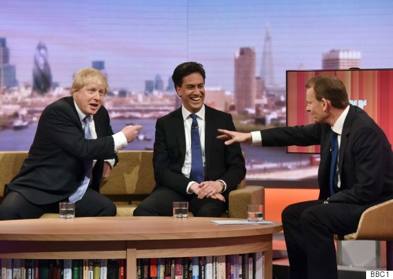 ed miliband boris johnson marr