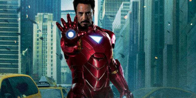 Amateurs de super-pouvoirs, voici les gants laser d'Iron Man.