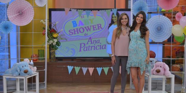 Ana Patricia Compartió Su Baby Shower Con Cuatro Mujeres Guerreras