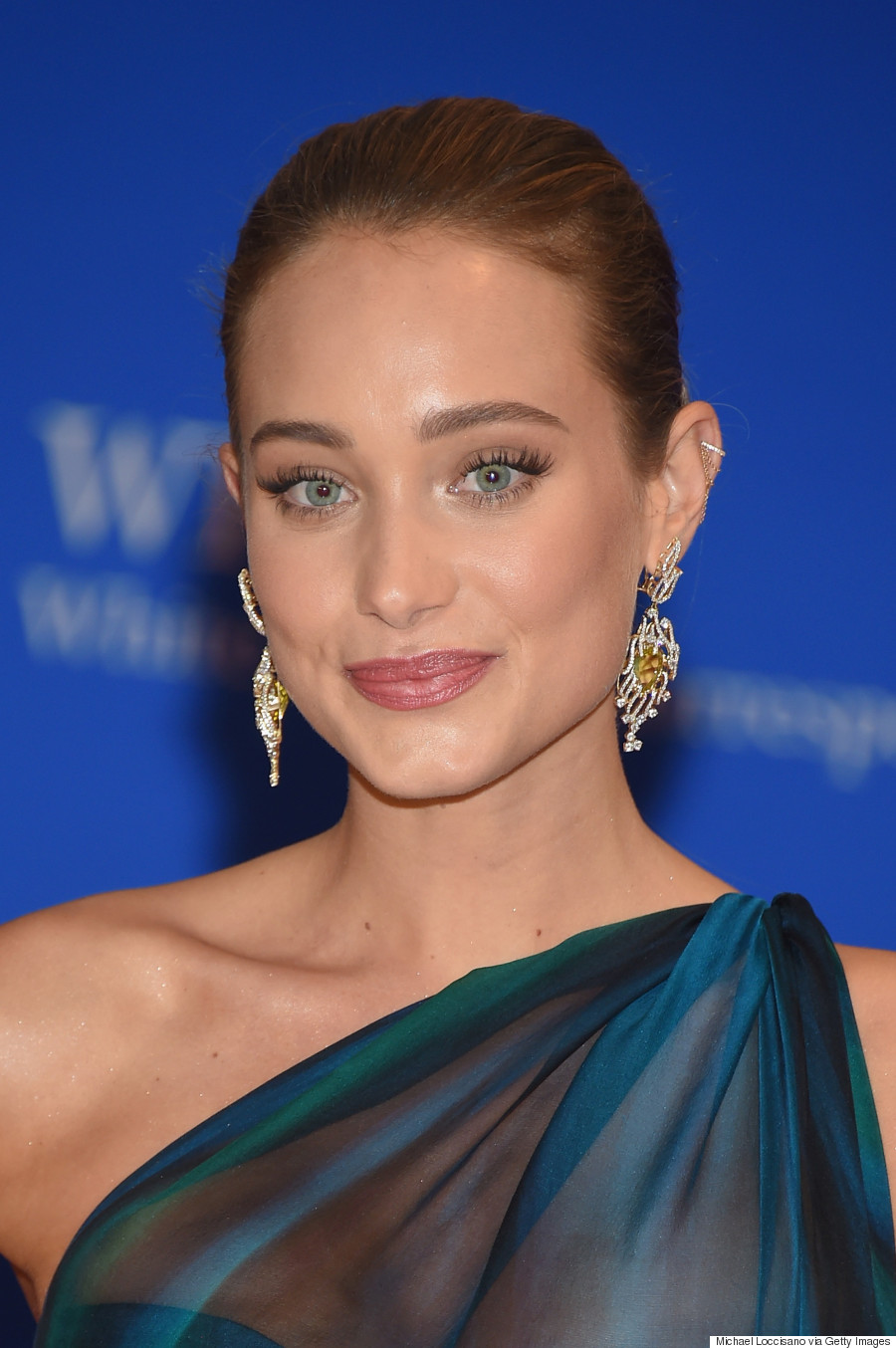 Hannah Davis Stuns At The White House Correspondents Association Dinner