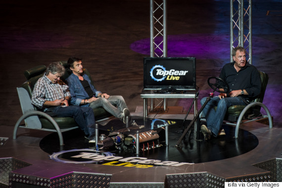 top gear live clarkson