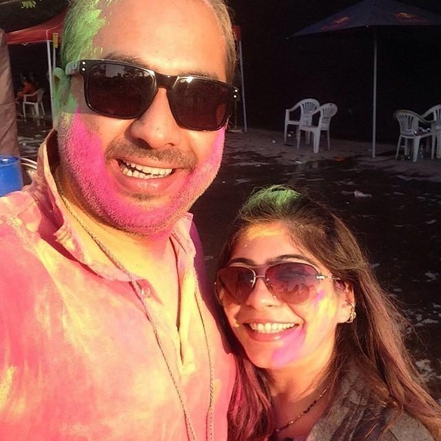 arti and prabhat