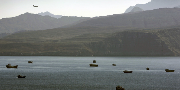 Iranian Forces Board Marshall Islands-Flagged Cargo Ship In Gulf