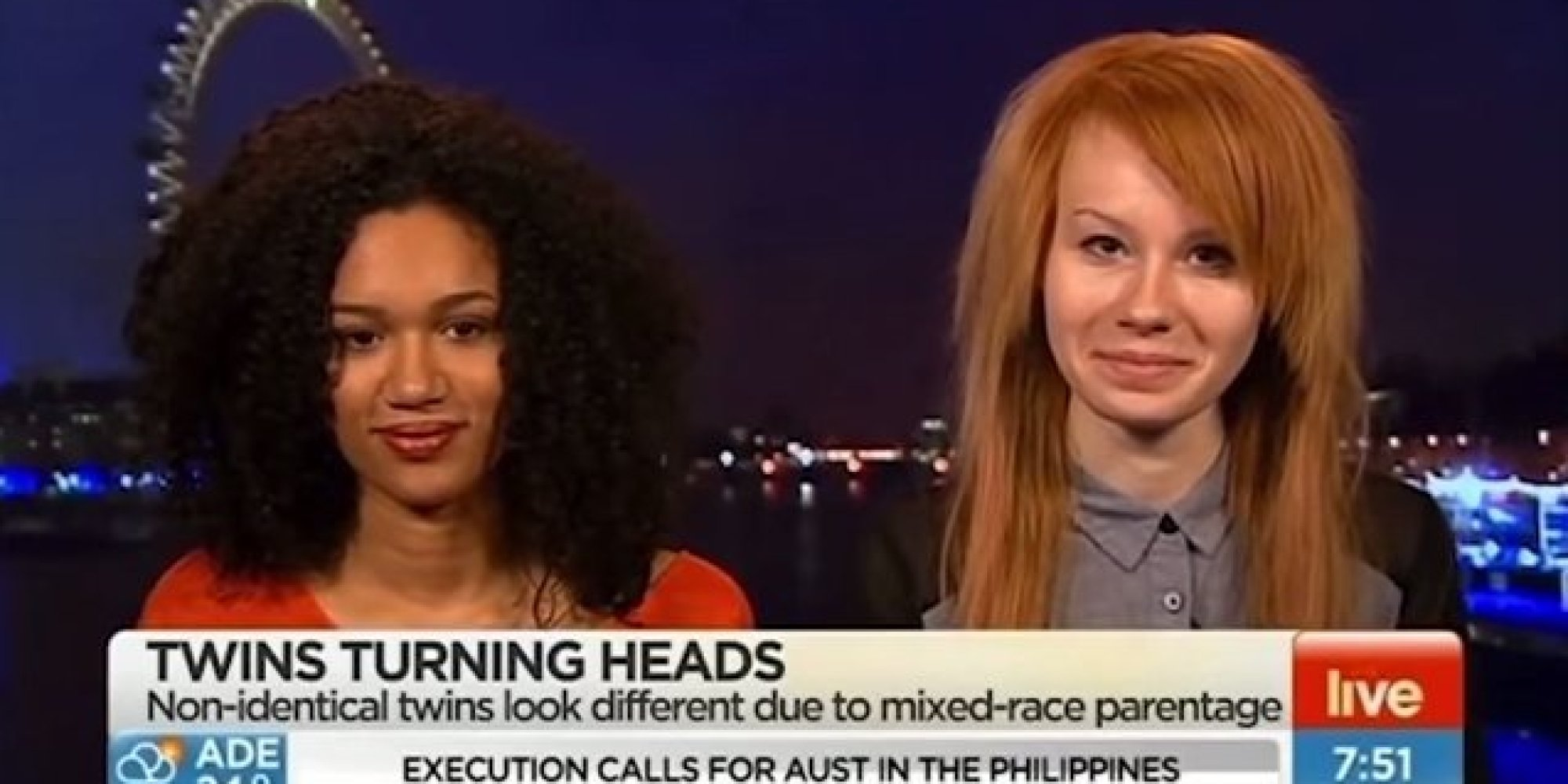 Tv Host Apologizes After Congratulating Light Skin Of