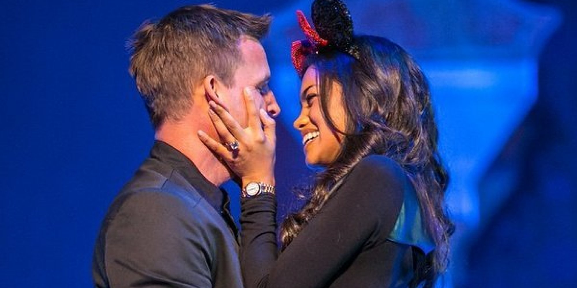 Rob Dyrdek Goes Big With A Magical Disney Marriage Proposal | HuffPost