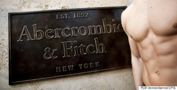 abercrombie male body