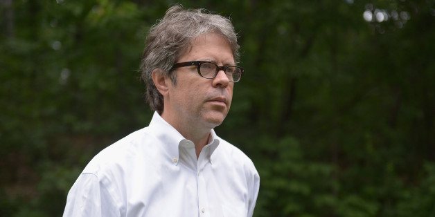 NEW YORK, NY - JUNE 26:  Writer Jonathan Franzen attends the HBO Documentary Films Celebrates 'Birders: The Central Park Effect' With A Picnic In The Park on June 26, 2012 in New York City.  (Photo by Michael Loccisano/Getty Images for HBO)
