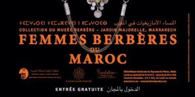 Bijoux, parures, textiles: Les femmes berbères à l'honneur