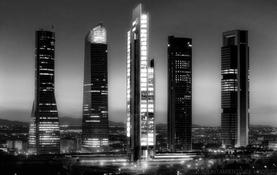 torre madrid