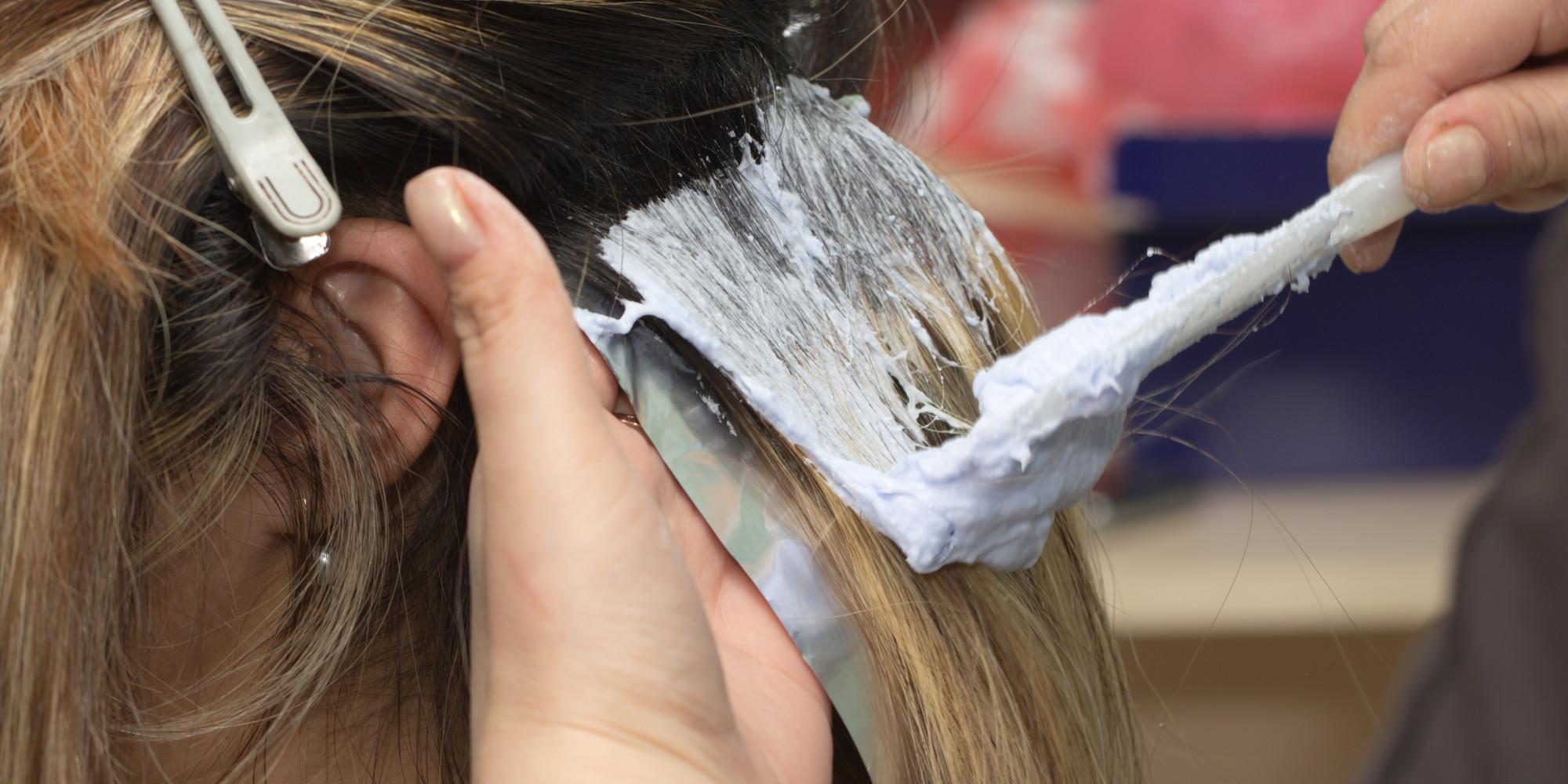 Как смыть с неудачно окрашенных волос краску в домашних 41