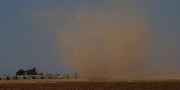 California's Drought May Be Ruining Air Quality