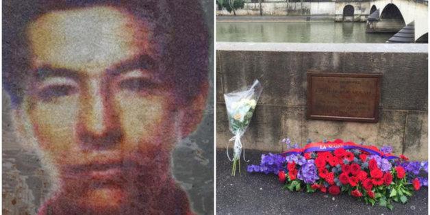 Hommage: 20 ans après l'assassinat de Brahim Bouarram, Paris se souvient