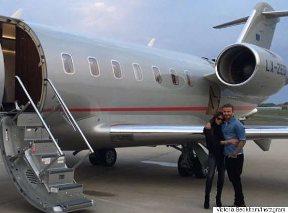 David Beckham Joins Instagram, Flies To Marrakech With Victoria To Kick Off 40th Birthday Celebrations