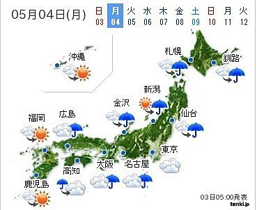 weather may 4
