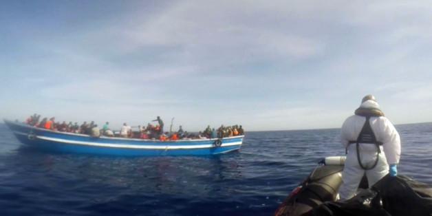 Le cap des 2000 migrants morts en Méditerrannée en 2015 a été franchi