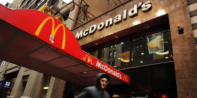 McDonald' steckt in der Krise