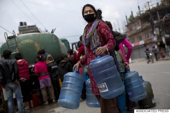 nepal water