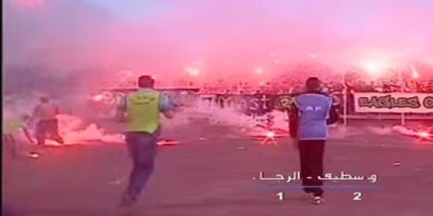 Raja-Sétif: Des journalistes marocains agressés pendant le match