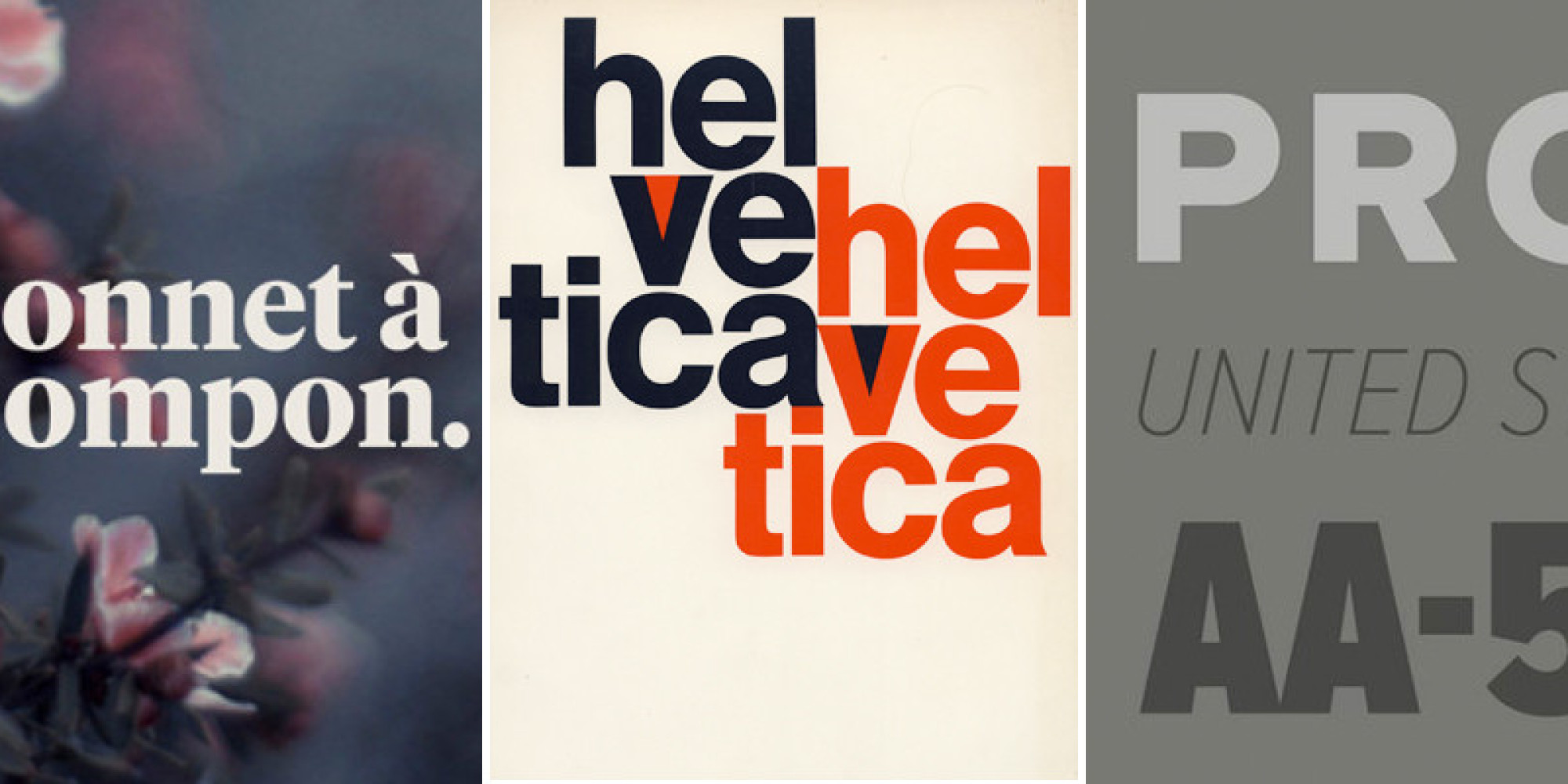 Beyond Helvetica: 9 More Résumé Fonts That Stand Out, According To ...
