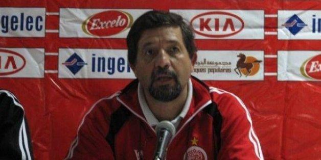 Raja: L'entraîneur José Romao limogé après la défaite du club contre Sétif