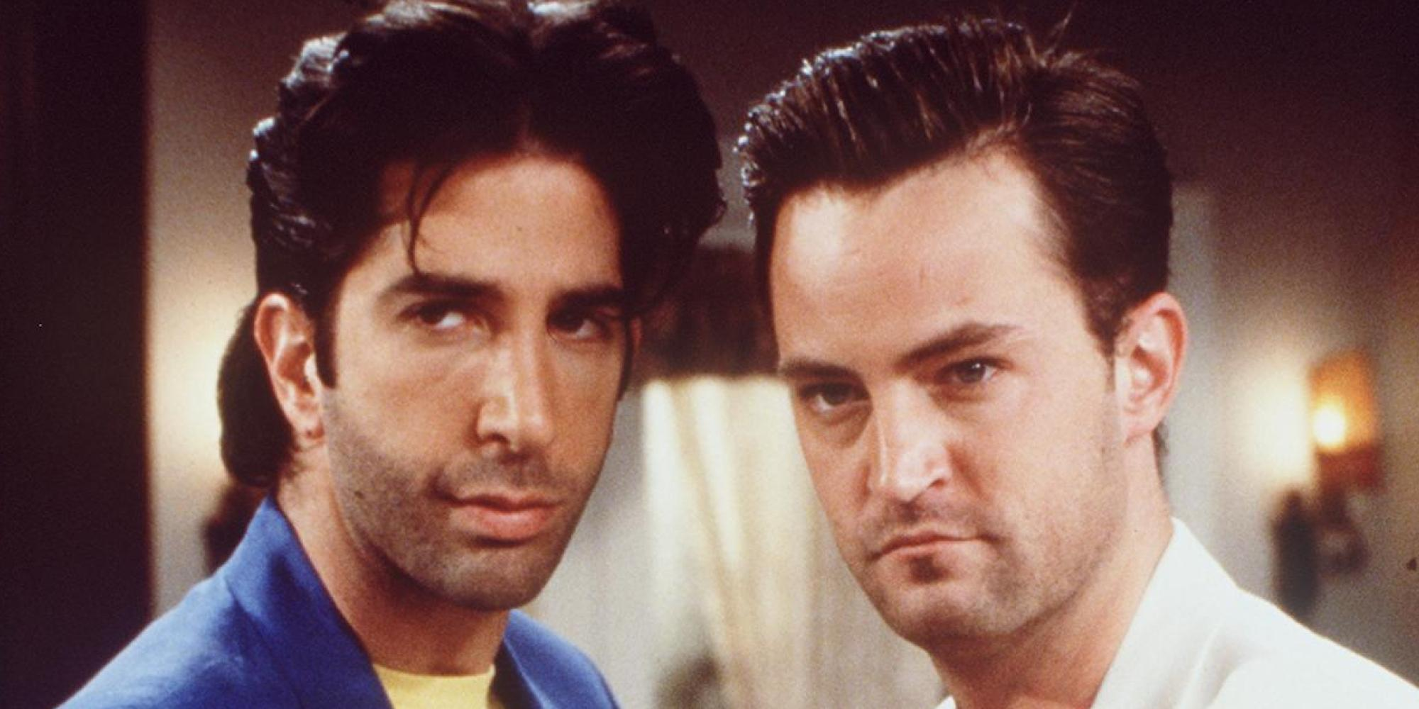 5 Stories You Didn't Know About 'Friends,' As Told By The